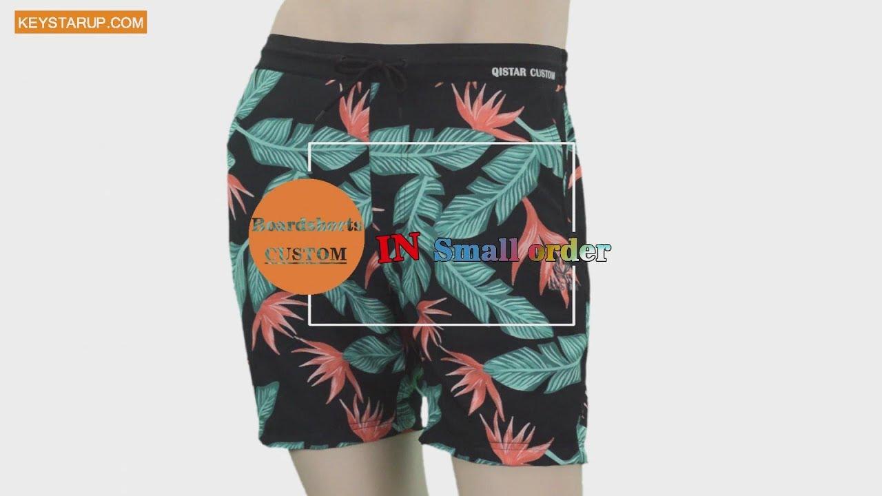 e563256aac Printed Board Shorts Blank Men Beach Swimtrunks Swimwear Beachshort BST0277