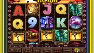 видео Игровой автомат Safari Heat (Сафари, Сафари Хит) играть бесплатно в интернет казино Вулкан