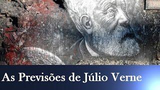 As Previsões de Júlio Verne