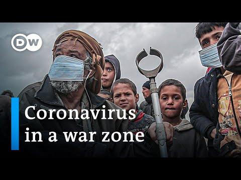 How Syria's war-torn Idlib is dealing with coronavirus   DW News