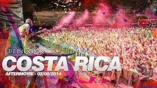 Life In Color - REBIRTH - Costa Rica - 02/08/14 - Official Aftermovie