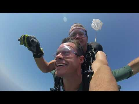 Tandem Skydive | Daniel from Fort Worth, TX