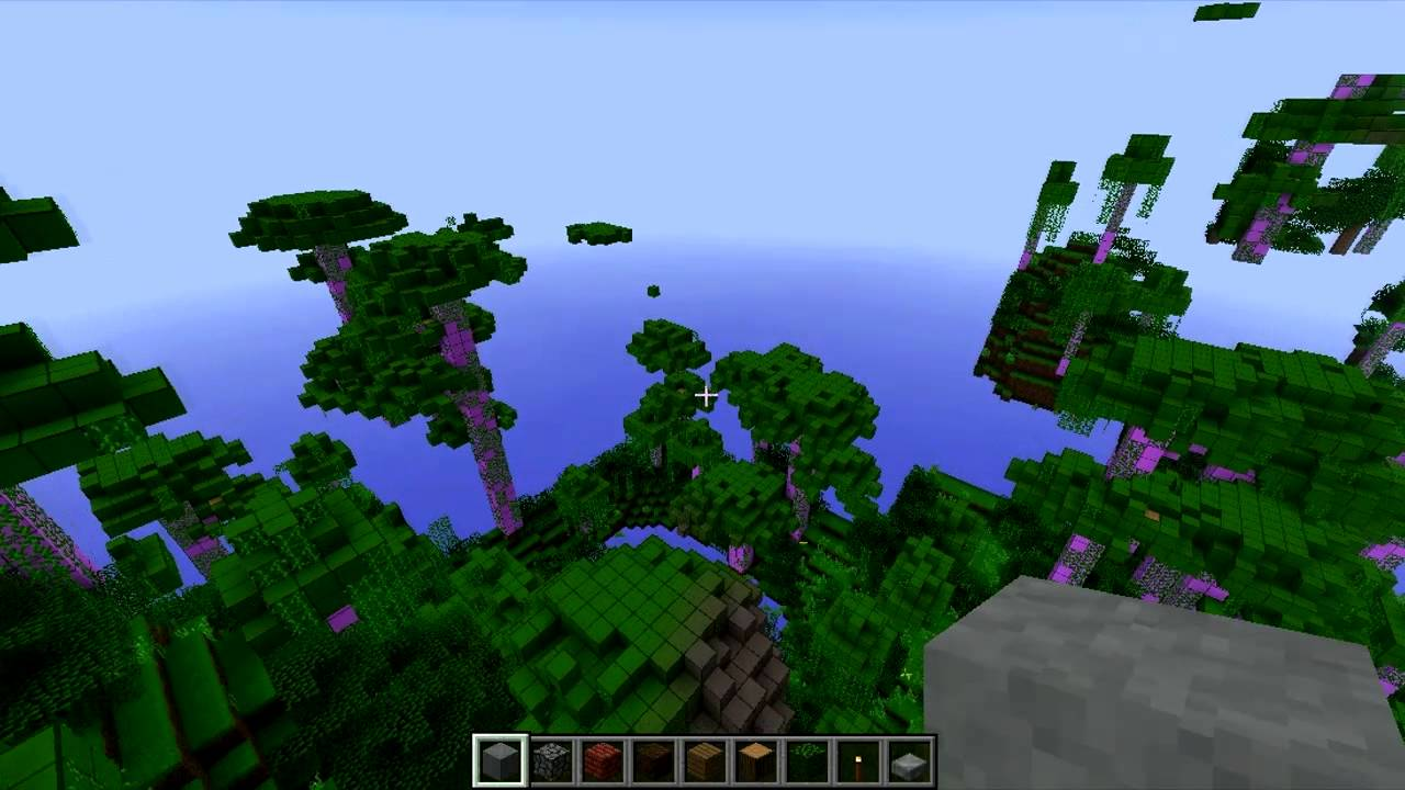 how to get a jungle biome in minecraft