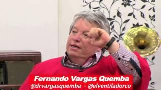 La Barbería con Fernando Vargas Quemba