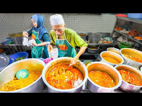 INSANE Indian Street Food Tour of Kuala Lumpur, Malaysia! BEST Street Food in the WORLD!