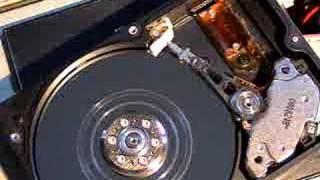 IBM DTLA Harddisk Hard Drive Headcrash Festplatte HDD