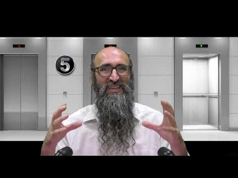 Le 5eme ETAGE, Episode 10 - La nature feminine du Mashiah' ! - Rav Itshak Peretz