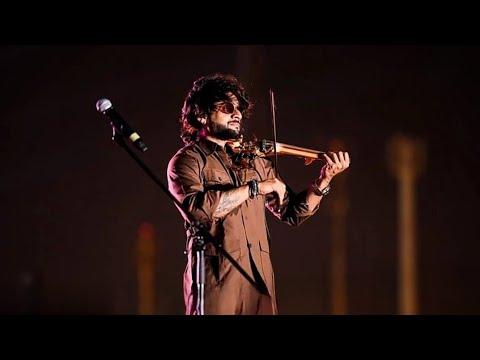 Sabareesh prabhakar's soulful performance