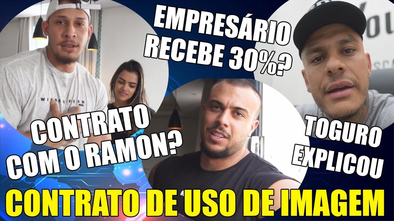 RAMON TINHA CONTRATO COM TOGURO? ELE VAI COBRAR DOS PARTICIPANTES DA MANSÃO MAROMBA