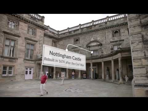 Nottingham welcomes new students!