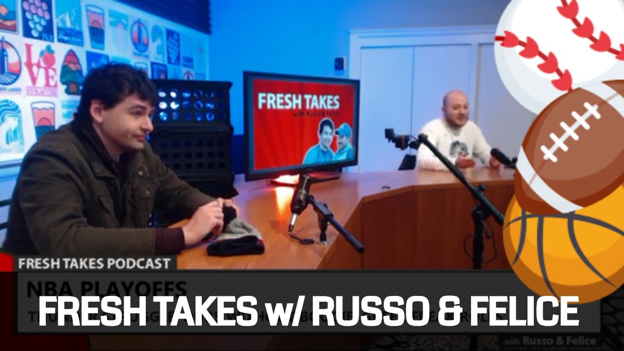 FRESH TAKES – LIVE NOW: Bat Flips, Pitcher Celebrations & Retaliation in MLB (podcast)