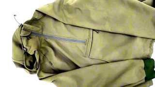 "Видеообзор полевого демисезонного костюма ""CCRS Huntsman Mk-2"" от P1G-Tac (Pablitto Coldblooded)"