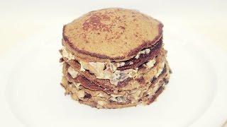 Печеночный Торт из говяжьей печени - Вкусная закуска / Liver Cake Recipe