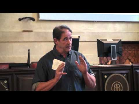 Jonathan Porritt at Renewable Energy Debate - Green Party conference