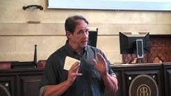 Jonathan Porritt at Renewable Energy Debate - Green Party conference