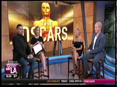 David Meister talks Oscar Fashion on Good Day L.A.