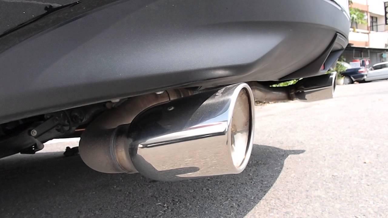 2014 15 mazda3 sedan 2 0l magnaflow exhaust