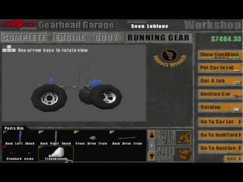 GearHead Garage On Vista  YouTube