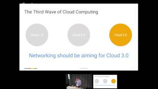 2017 Google Networking Research Summit Keynote Talks