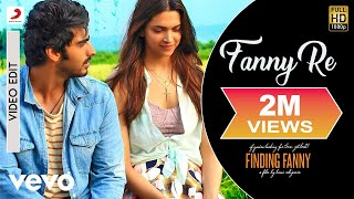 Fanny Re Video Song | Finding Fanny (2014)