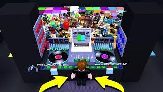 BECOMING A ROBLOX DJ! *^HYPE ALERT**