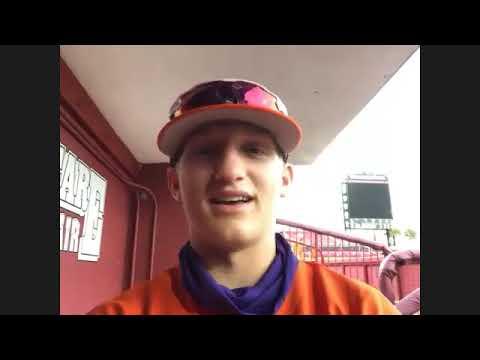 Clemson Baseball || Lee, Reid