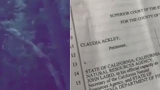 Crestline woman sues California to prove she saw Bigfoot | ABC7