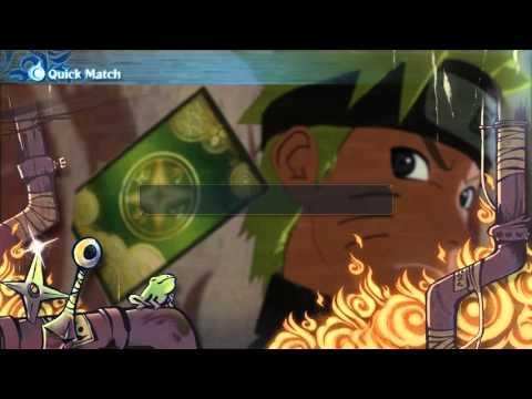 Naruto Shippuden: Ultimate Ninja Storm 4: Video-Test