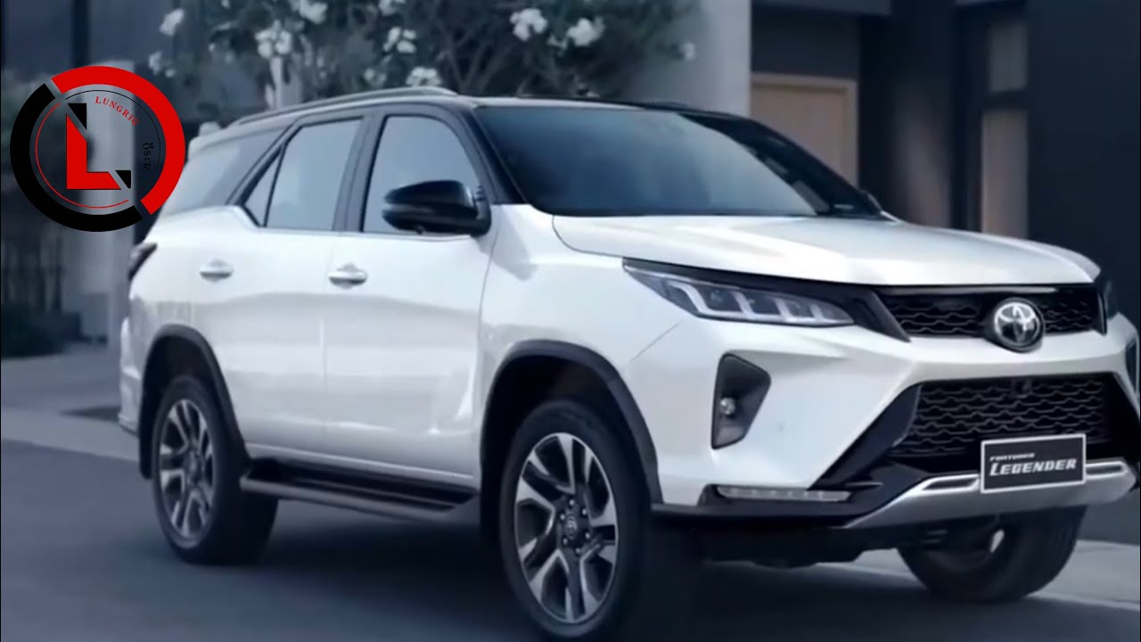 new 2021 toyota fortuner in nepal car  youtube