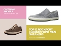 Top 12 Rockport Harbor Point Men Sneakers // Clothing, Shoes & Jewelry On Amazon