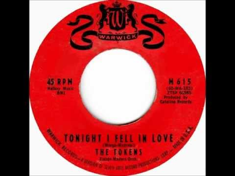 The Tokens - Tonight I Fell In Love