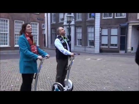 E-motionss Dordrecht Ninebot City Tour