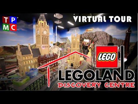 Visit Legoland Discovery Centre - Manchester - Virtual Tour HD