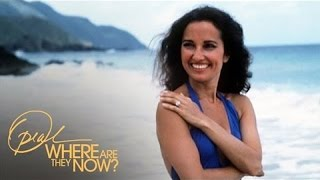 Why Susan Lucci Was Told She Would Never Work in TV | Where Are They Now | Oprah Winfrey Network