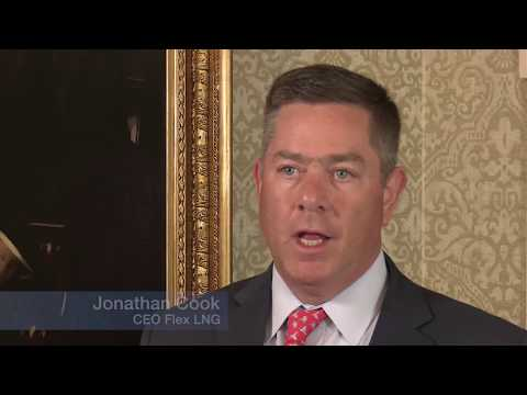 2017 10th Annual Shipping, Marine Services & Offshore Forum-Jonathan Cook Interview