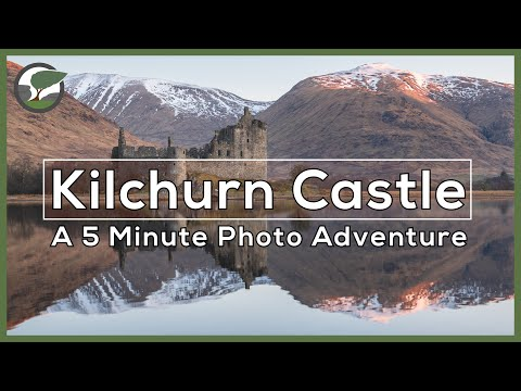 Kilchurn Castle: A 5 Minute Photo Adventure - Special Edition