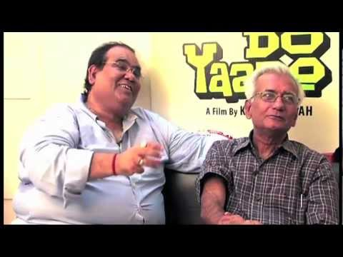 """Jaane Bhi Do Yaaro was to be Anupam Kher's first film""- Satish Kaushik"