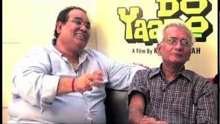 """""""Jaane Bhi Do Yaaro was to be Anupam Kher's first film""""- Satish Kaushik"""