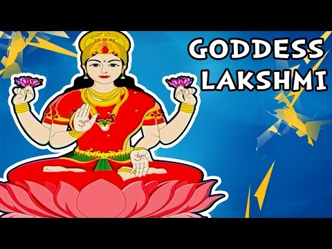 Goddess Lakshmi Story | Animated Cartoon Story In Hindi | Mahabharat Full Movie | Kahaniyaan