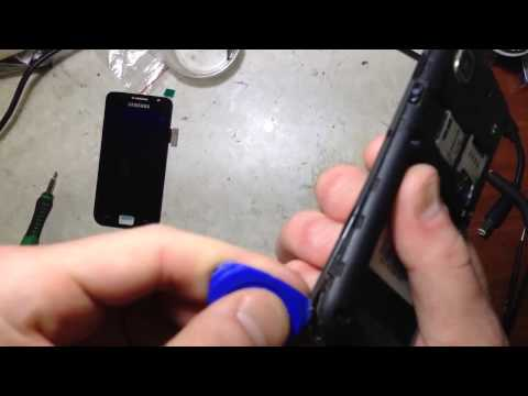 Samsung Galaxy I9000 - дисплей из Aliexpress