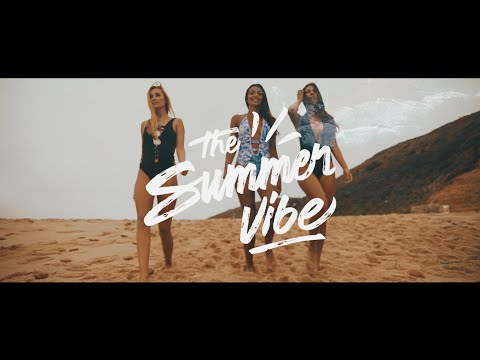SOUZA - The Summer Vibe (feat. Mickey Shiloh)