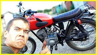 СТРАННЫЙ мотоцикл Минск с АККУМУЛЯТОРОМ готов к ДАЛЬНЯКУ!