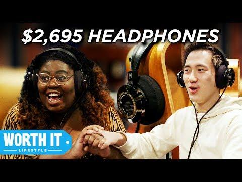 $49 Headphones Vs. $2,695 Headphones