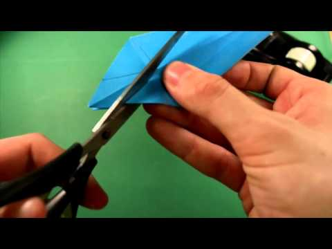 How To Make A Paper Kunai Knife