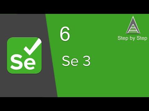 Selenium Beginner Tutorial 6 - How To Use Selenium 3 - Gecko Driver