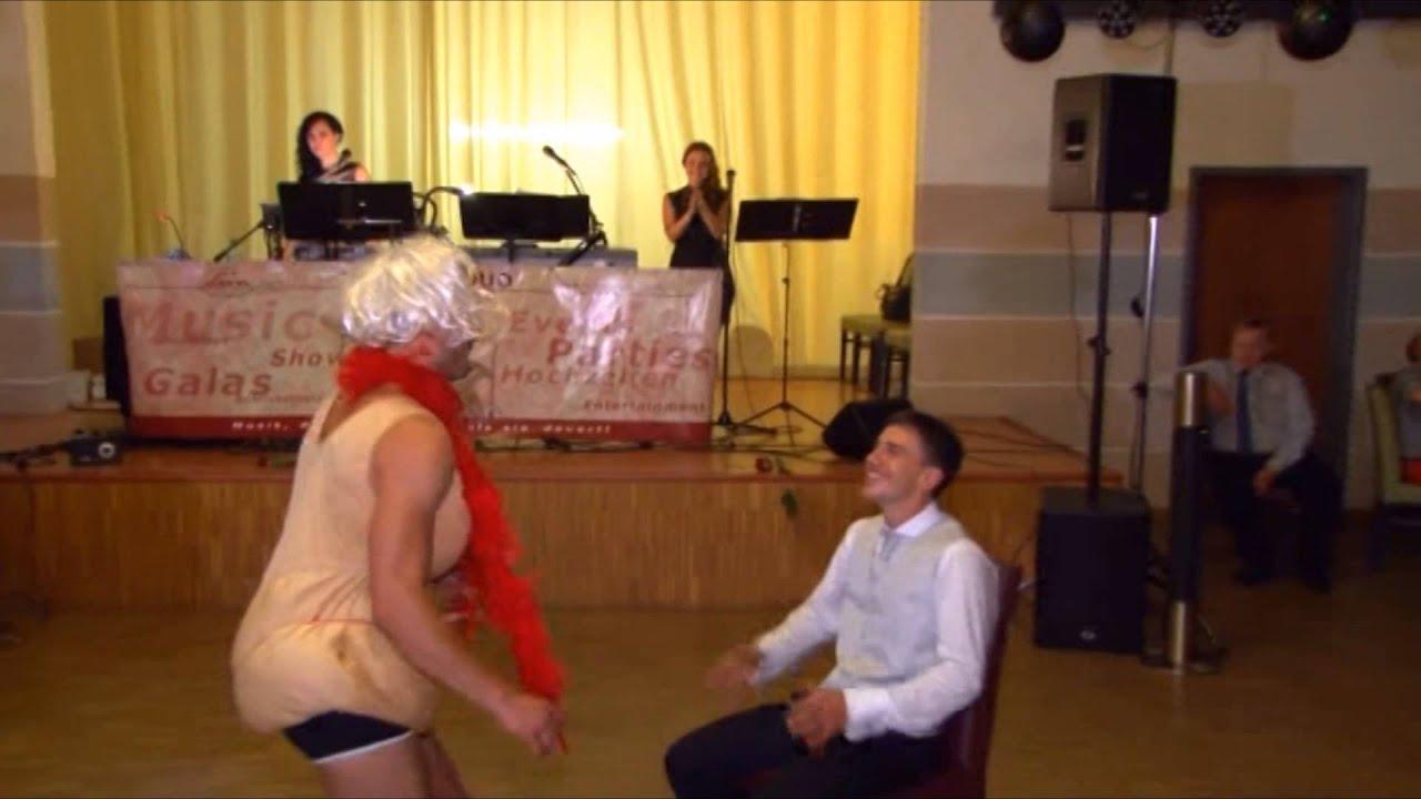Hochzeitspiel  lustige Spiele fr Hochzeit mit Moderator Tamada deutschrussisch aus Bayern