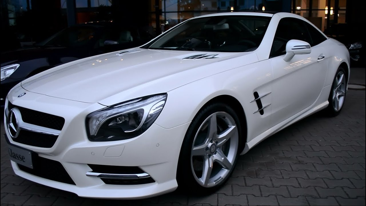 2014 new mercedes benz sl class r231 sl klasse sl 350 youtube. Black Bedroom Furniture Sets. Home Design Ideas