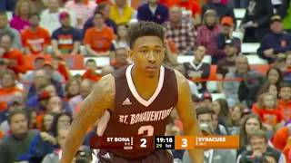 Jaylen Adams St. Bonaventure Highlights! Atlanta Hawks Signee!