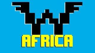 Africa [8 Bit Tribute to Weezer & Toto] - 8 Bit Universe Video
