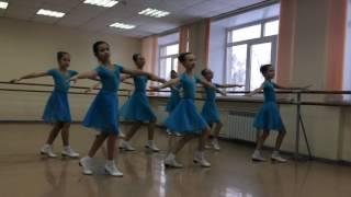 Контрольный урок по народно-сценическому танцу. 41 гр.